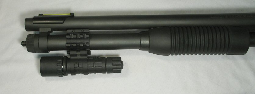 Wonderful Laserlyte Shotgun Light Mount Installed [Archive]   Calguns.net Great Pictures