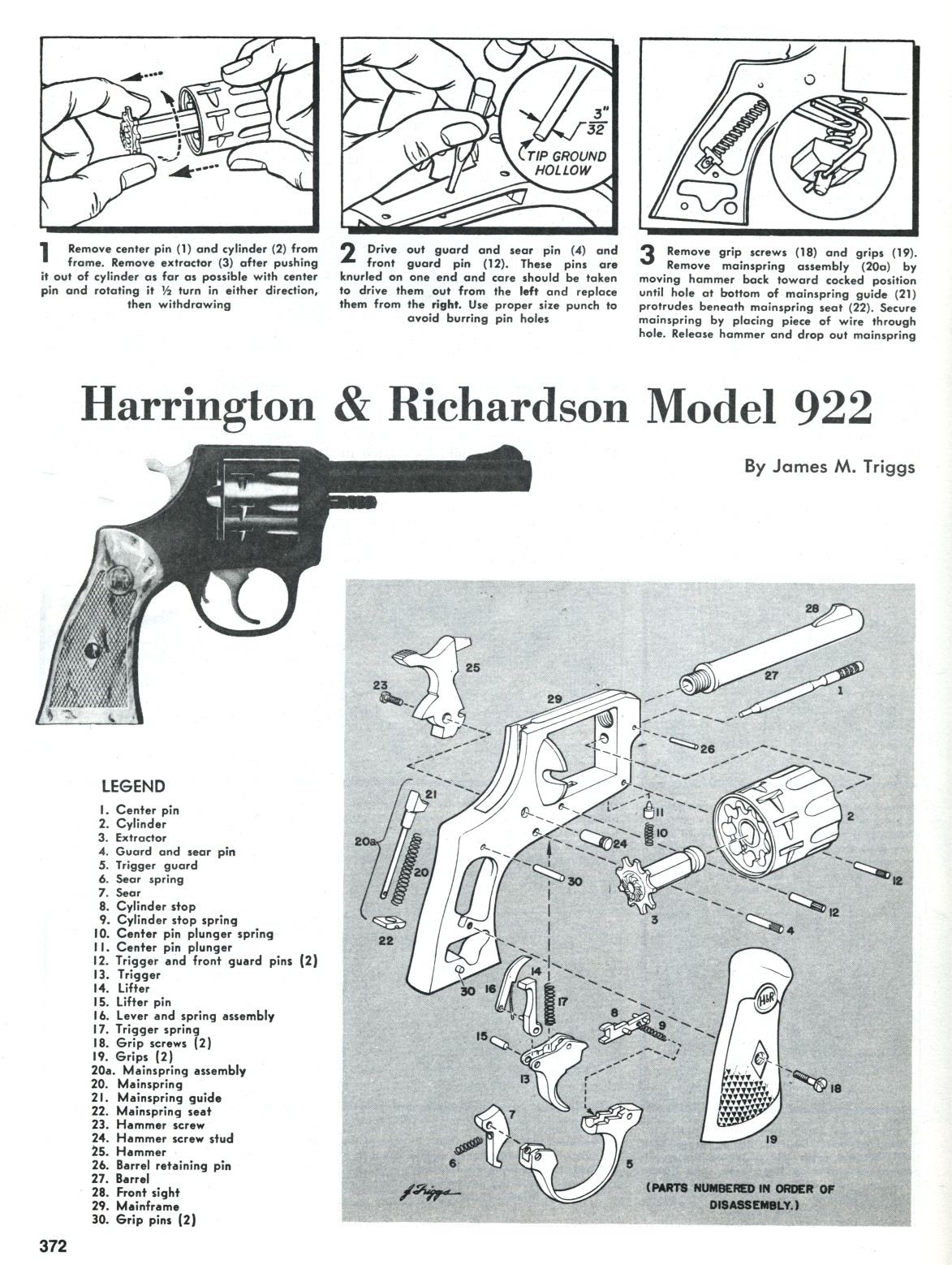 Need an HR 922 schematic - Graybeard Outdoors Handgun Schematics on handgun concepts, handgun diagrams, handgun power, handgun components, handgun prototypes, handgun information, handgun parts, handgun dimensions, handgun accessories, handgun drawings, handgun illustrations, handgun blueprints, handgun safety,