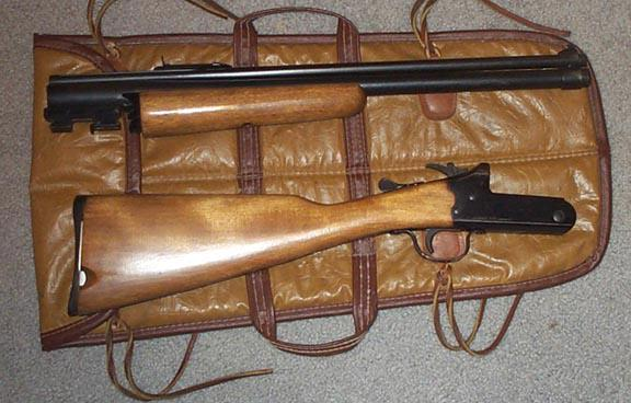 Savage 24C Carrying Case